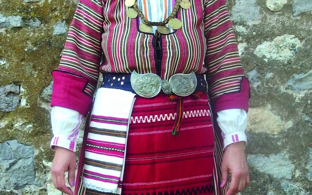 Женски саян костюм от Славяново